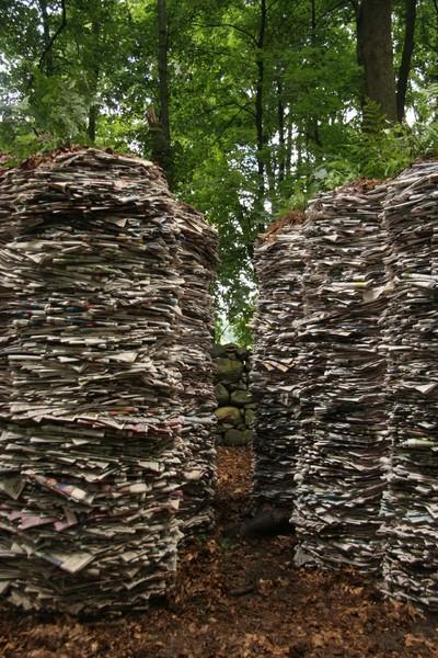 Steven Siegel paper sculpture